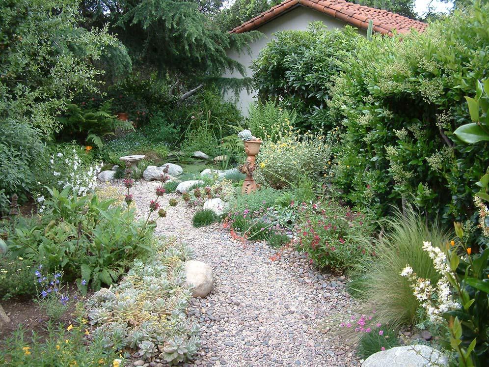 Sycamore Shade Garden 4