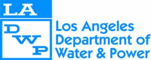 Department of Water and Power Logo